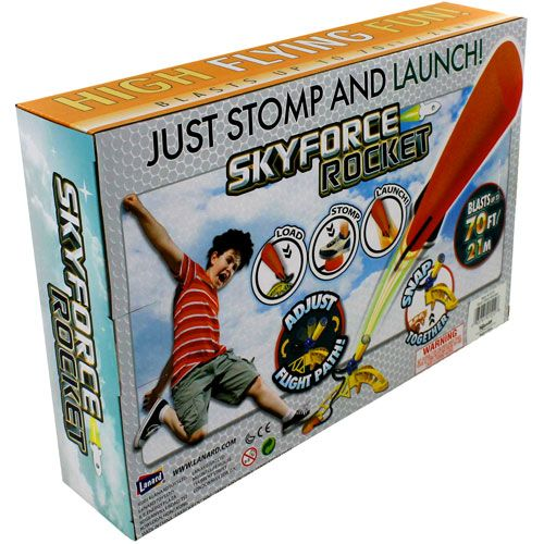 Skyforce Rocket Kit - Image two