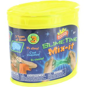 Slime Time Mix-It - Make Your Own Slime Kit - Image One