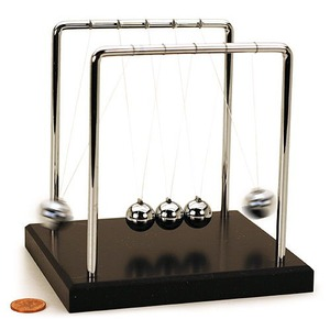 Newtons Cradle - Regular - 5.5 inches - Image One