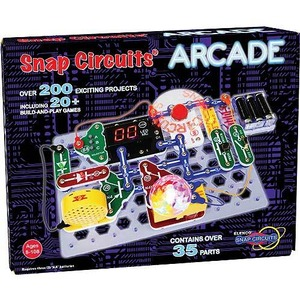 Snap Circuits Arcade - Image One