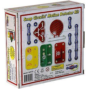 Snap Circuits Motion Detector - Image two
