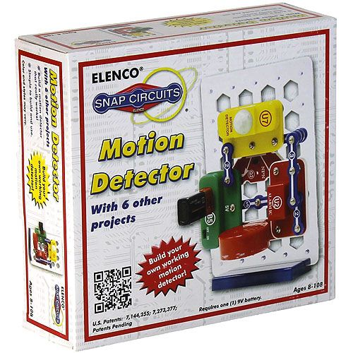 Snap Circuits Motion Detector - Image one