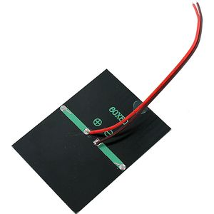 Solar Cell - 1.5V 400mA 80x60mm (Image One) @ xUmp.com