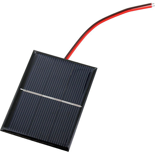 Solar Cell - 1.5V 400mA 80x60mm - Image one