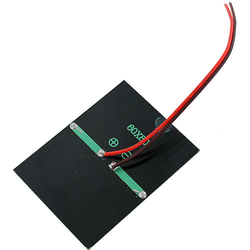 Solar Cell - 1.5V 400mA 80x60mm - Image two