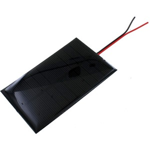 Solar Cell - 5V 250mA 110x69mm - Image One