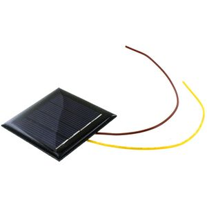 10 pack Solar Cells - 2V 130mA 54x54mm - Image two