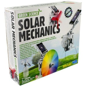 Solar Mechanics Science 4M Kit (Image One) @ xUmp.com