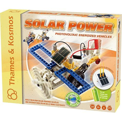 Solar Power Science Kit - Image one