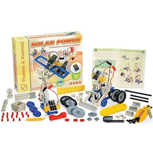 Solar Power Science Kit - Image two