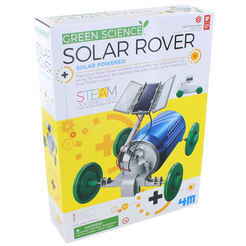 Solar Rover 4M Kit - Image one