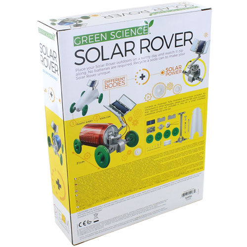 Solar Rover 4M Kit - Image two