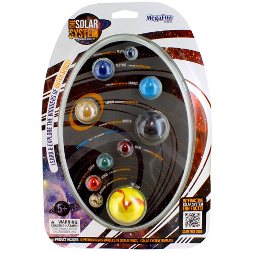 Solar System Marble Set - Image two