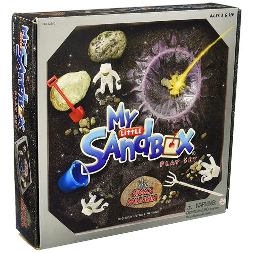 Space Mission Sand Box - Image one