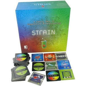 Strain - The Bioengineering Game - Image One
