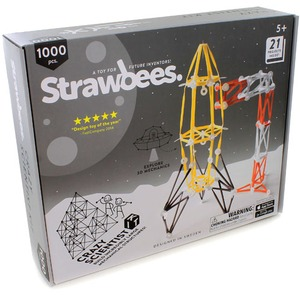 Strawbees Crazy Scientist Kit - Image One