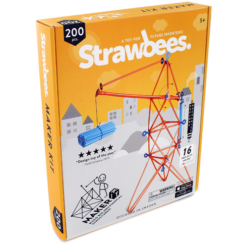 Strawbees Maker Kit - Image one
