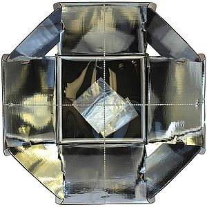Sun Spot - Solar Oven - Image two