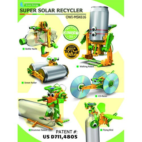 Super Solar Recycler - Image two