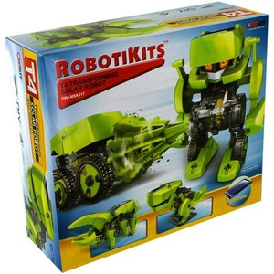 T4 Transforming Solar Robot - Image One