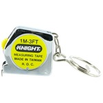 Tape Measure Keychain.