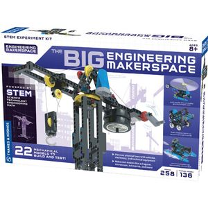 The Big Engineering Makerspace Kit - Image One