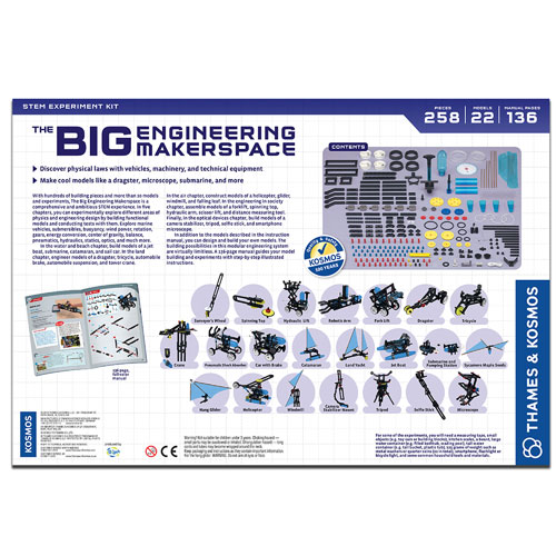 The Big Engineering Makerspace Kit - Image two