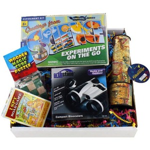 Traveling Science Gift Set - Image One