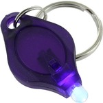 UV Light Blacklight Keychain.
