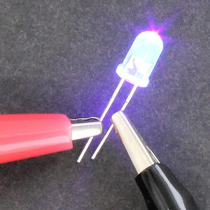 LED - UV 5mm 400nm 3.5V - Image two