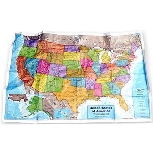 United States ScrunchMap - Image One