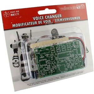 Voice Changer Electronics Solder Kit - Image One