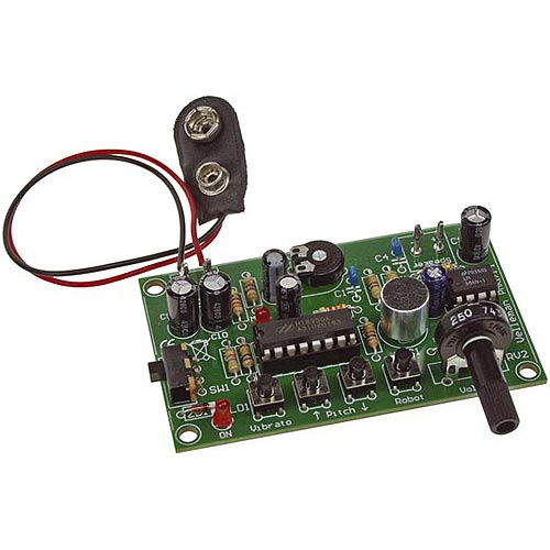 Voice Changer Electronics Solder Kit - Image two