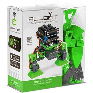 Two Legged ALLBOT - Arduino Robot Kit - Image two