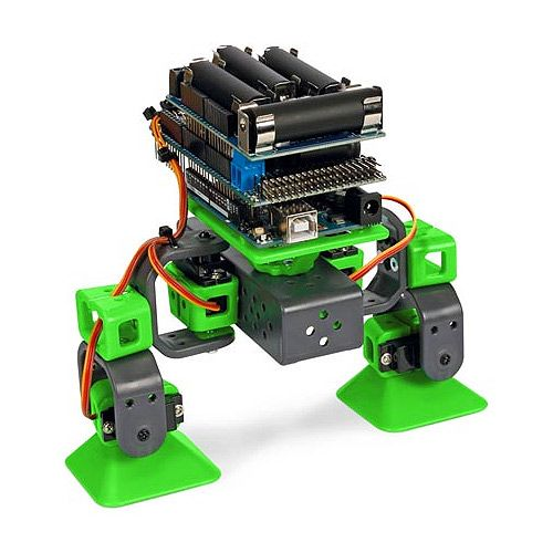 Two Legged ALLBOT - Arduino Robot Kit - Image one
