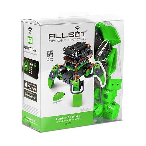 Four Legged ALLBOT - Arduino Robot Kit - Image two
