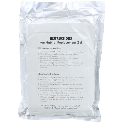 Ant Habitat Replacement Gel - Image one