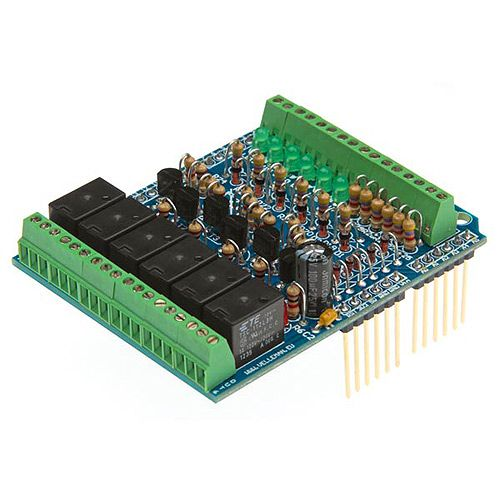 IO Shield for Arduino - Image one