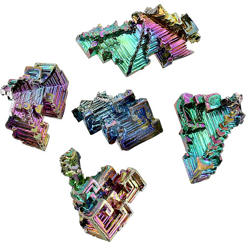 Bismuth Crystal - Small - Image two