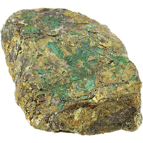 Chalcopyrite - Large Chunk (2-3 inch) - Image one