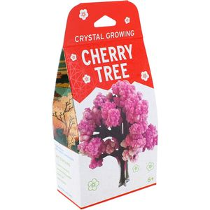 Cherry Tree Crystal Growing Kit - Image One
