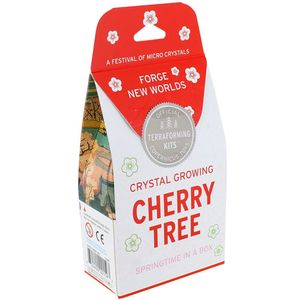 Cherry Tree Crystal Growing Kit - Image two