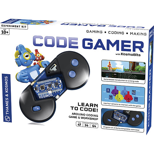 Code Gamer Kit - Image one