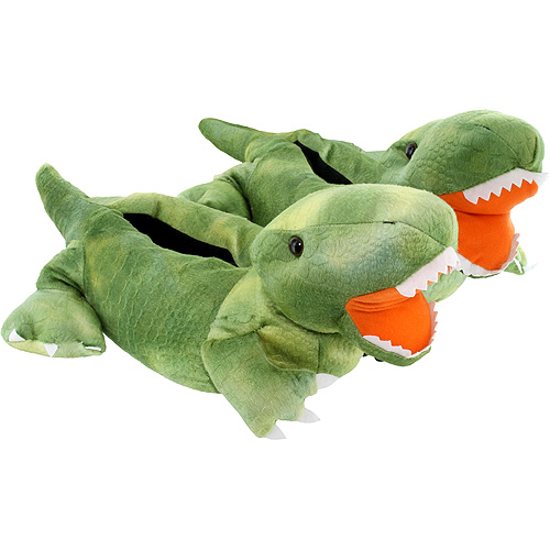 Cozy Dinosaur Slippers - Image one