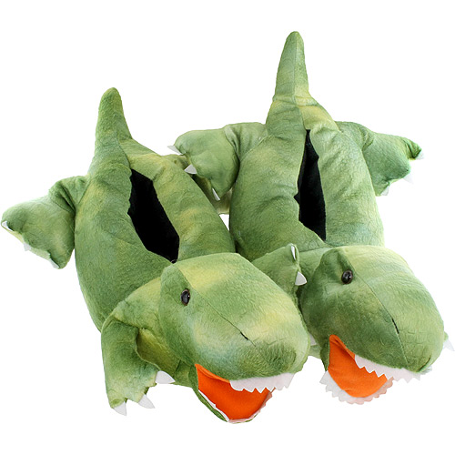 Cozy Dinosaur Slippers - Image two