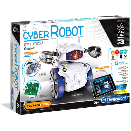 Cyber Robot - Programmable Bluetooth Robotics Kit - Image one