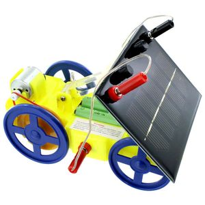 Deluxe Solar-Powered Car - with Teacher Guide - Image One