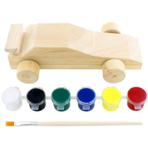 Paint Your Own Derby Racer Car - Image two