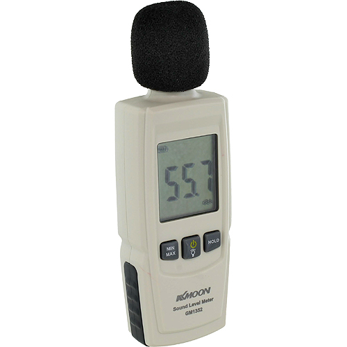 Digital Sound Meter - Image one