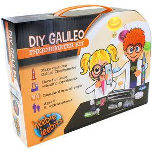 DIY Galileo Thermometer Kit - Image One